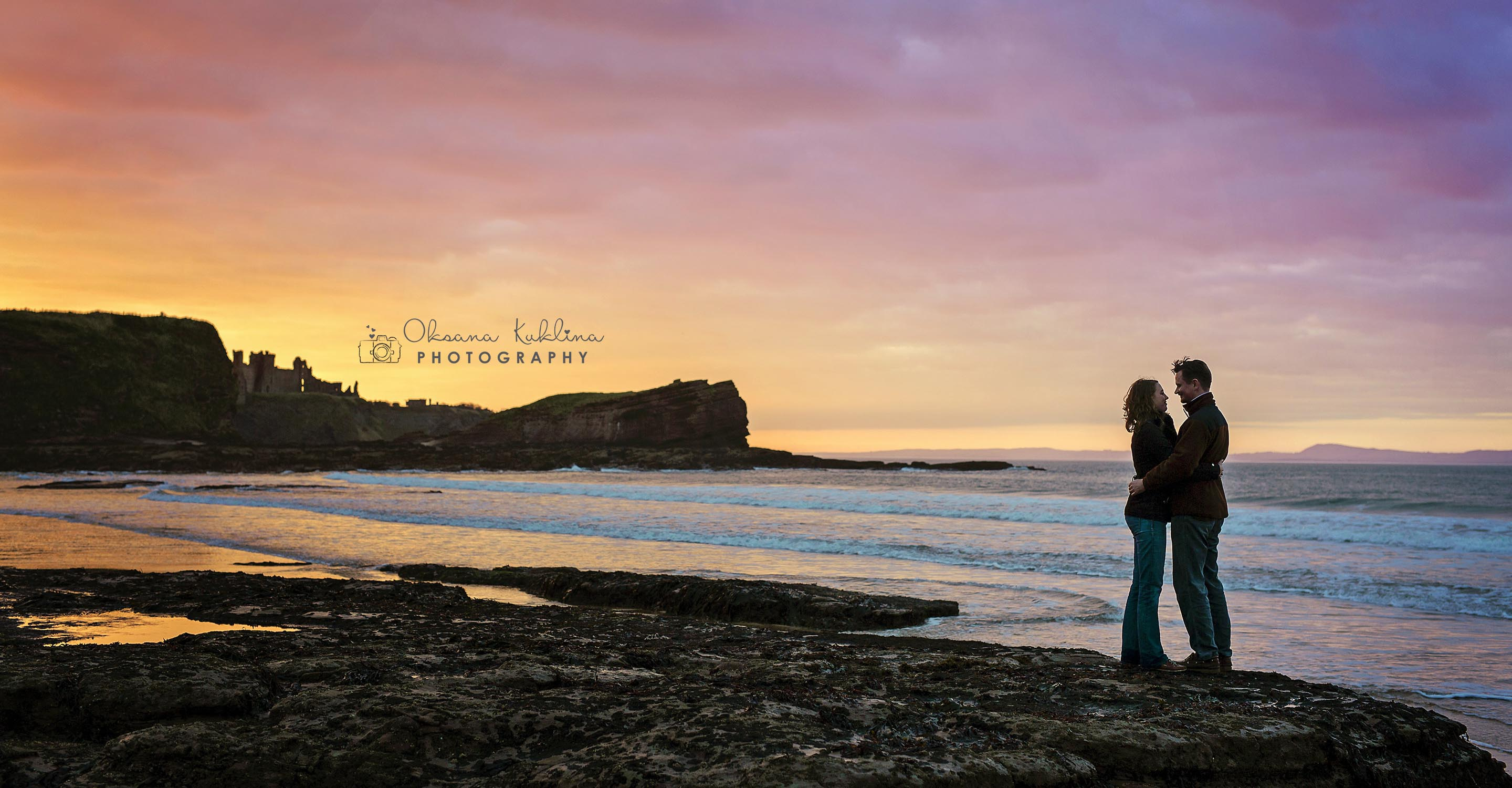 Scotland Engagement Photography - Engagement Photo Session