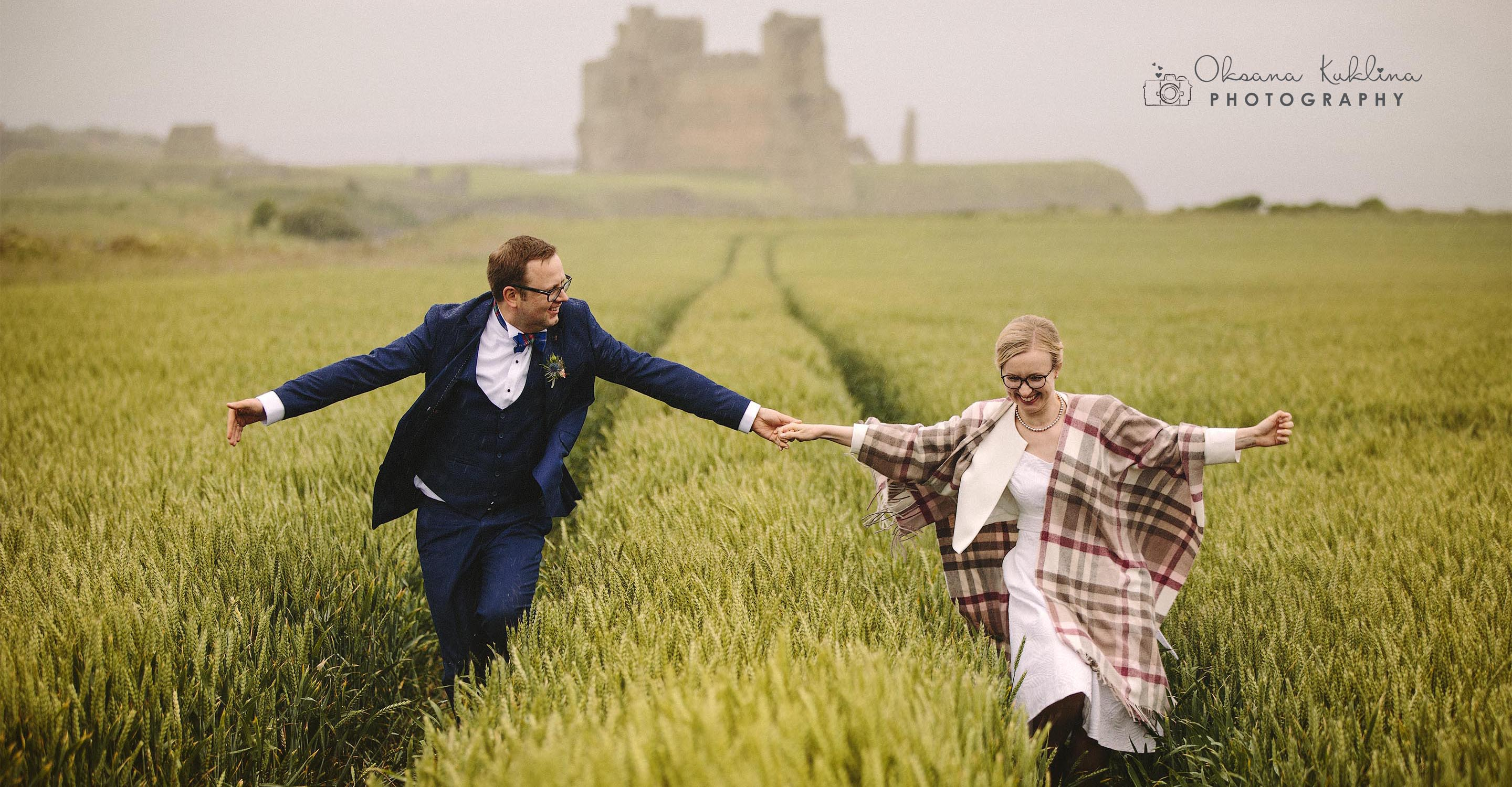Alternative Scotland Elopement Photographer
