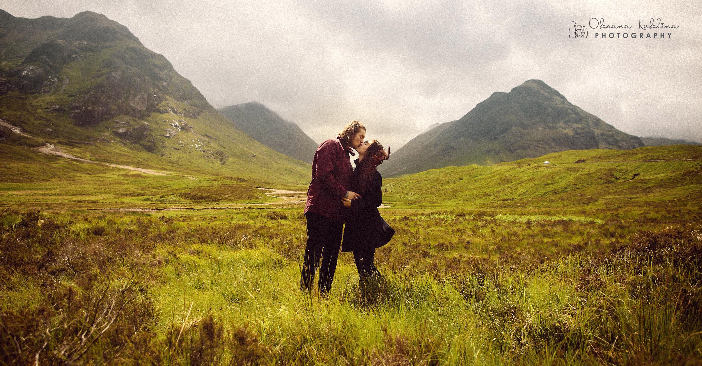 Highlands Wedding Photographer - Scotland Elopement - Adventurous elopement