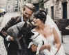 Edinburgh wedding at Caves by © Oksana Kuklina Photography