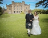 Gorgeous Castle Wedding in Scotland by © Oksana Kuklina Photography
