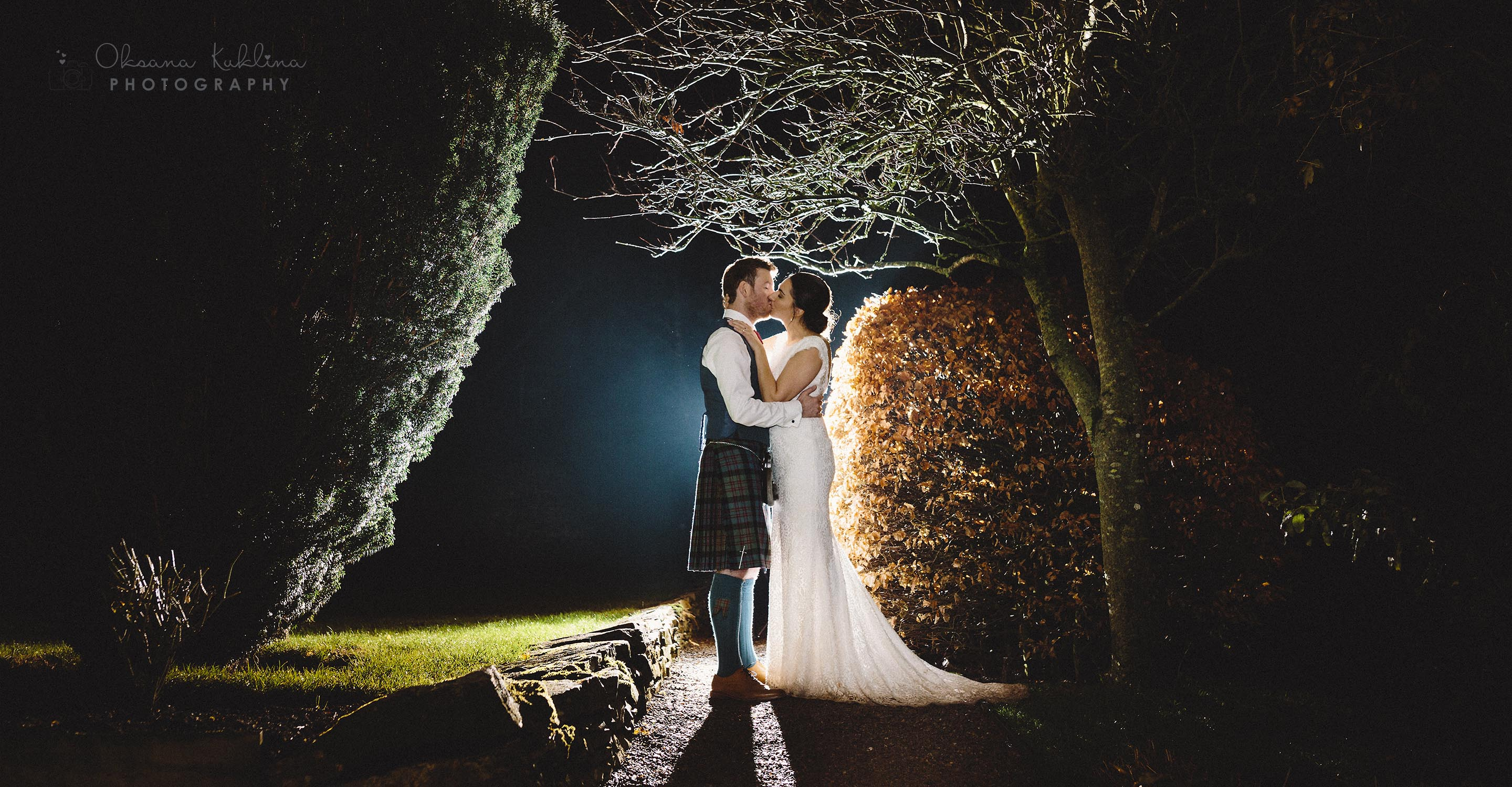 Aikwood Tower Wedding Photographer - Scottish Borders wedding photography