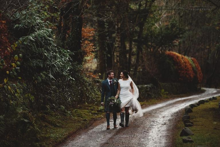 Scottish Borders wedding photographer